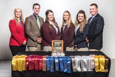 32854 Livestock Judging Team 2016
