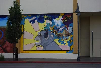 2015 Downtown Murals