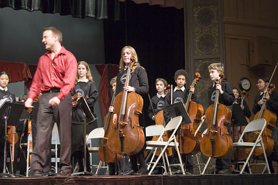 Crowden Upper School Concert 1-25-07