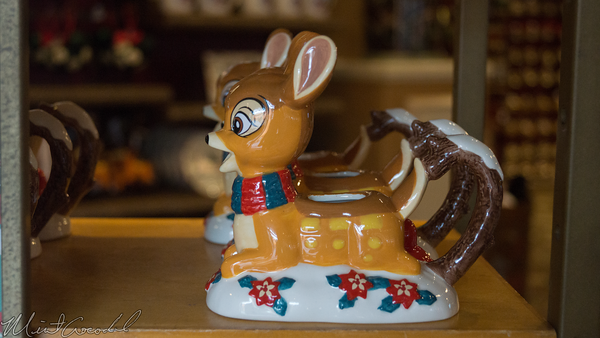Disneyland Resort, Disneyland, Main Street USA, Christmas, Christmas Time, Merchandise, Bambi