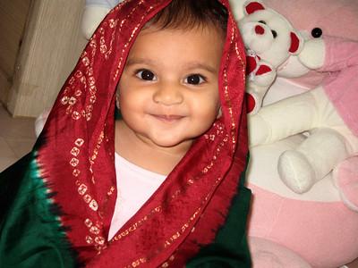 Sakshi - Infant (1st Year)