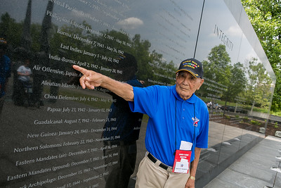 Honor Flight Houston - Air Force