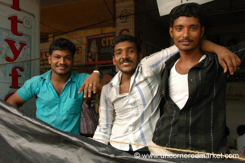 The Kollam Crew