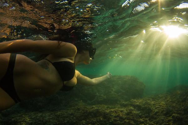 Me, Kee & the Sea...