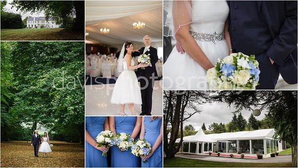 Beech Hill Country House Wedding - Linda & Allister