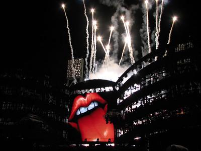 The Rolling Stones/Metallica/Everclear - 13 Nov 05 - SBC Park - San Francisco, CA
