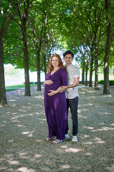 Ana y Juan Pablo Pregnancy Pics