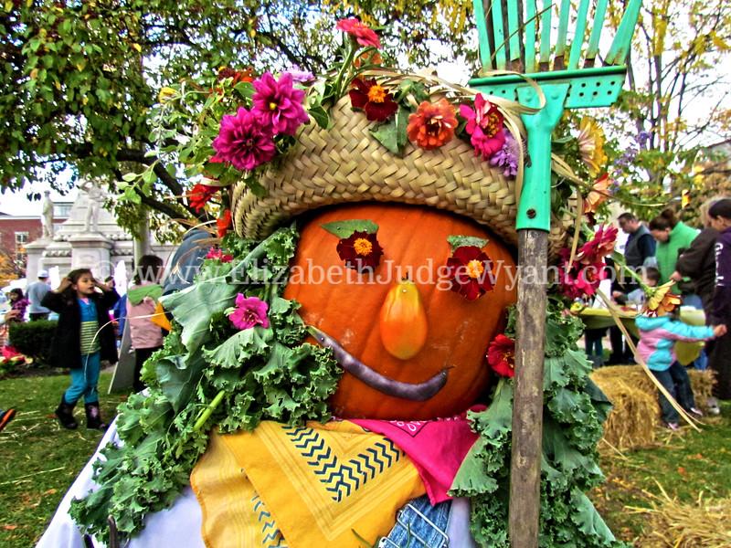 Easton Farmers Market, Easton, PA 10/22/2011