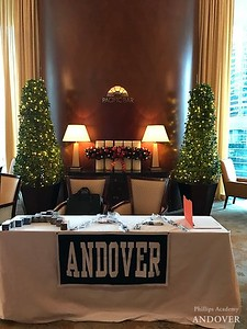 Andover Club of Hong Kong Inaugural Holiday Gathering