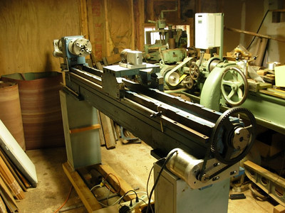 CNC Rifling Machine and Lathe