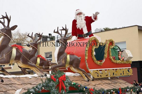 2007 Oakville Santa Claus Parade