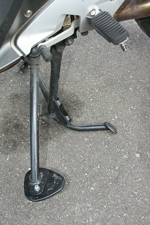 R1200RT sidestand fatfoot