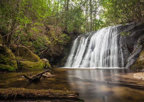 Frolicktown Creek Falls
