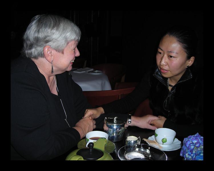 Tea with Bei in Shanghai - 2009.jpg