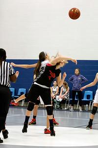 AAU Basketball Tournament D2 vs E3  4/2/17