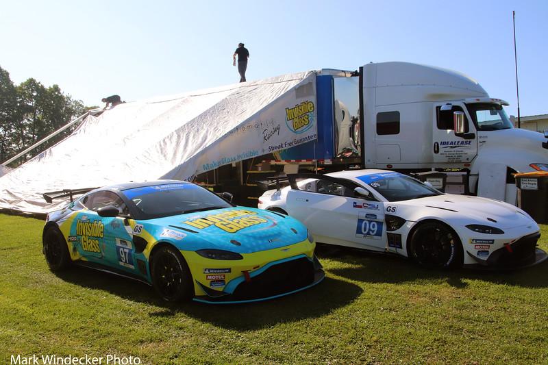 Automatic Racing Aston Martin Vantage GT4
