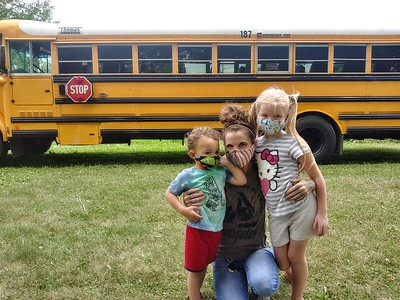 Our New School Bus 08/11/2020