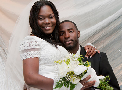 Our Wedding Mr. & Mrs. Saintil