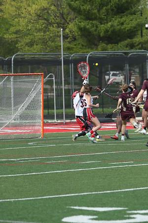 Girls Lacrosse vs. Brebeuf (05/08/19)