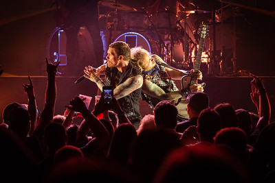 Godsmack-Shinedown Review