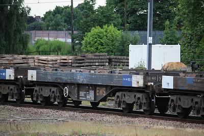 BVA - Bogie Steel Carrier