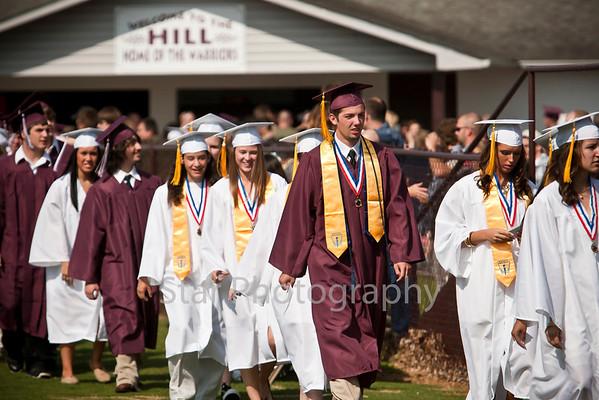 Happy Valley High School Graduation 05-21-11