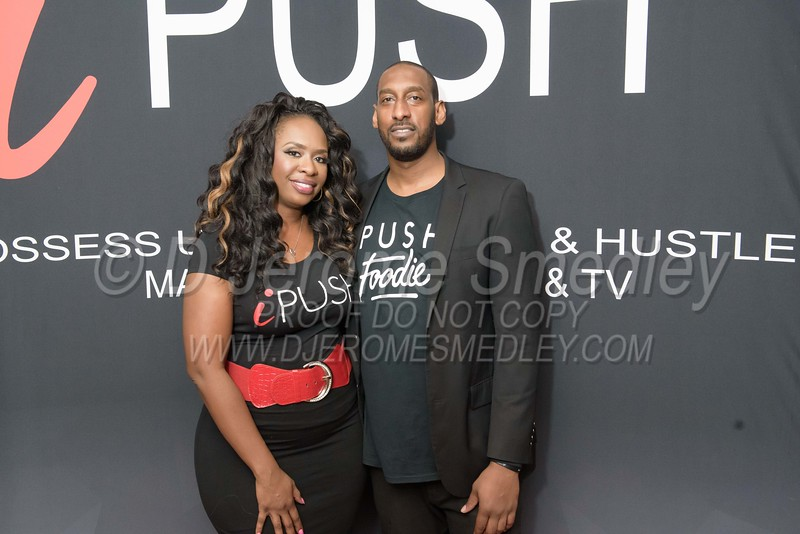 iPush Magazine Success in the City 01/19