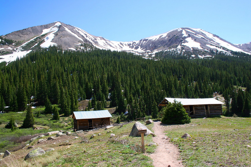 Independence Pass & Ghost Town