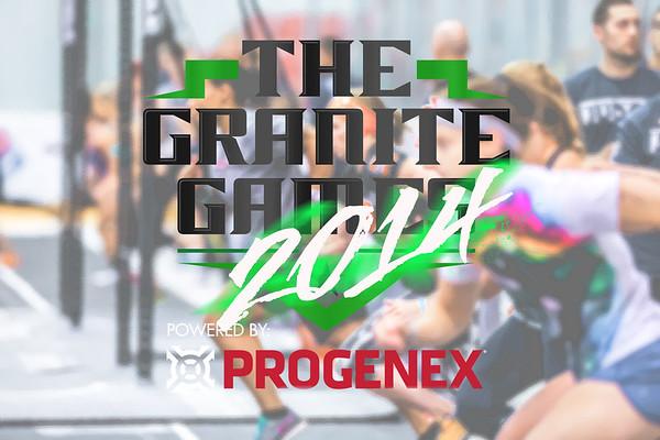 GRANITE GAMES 2014