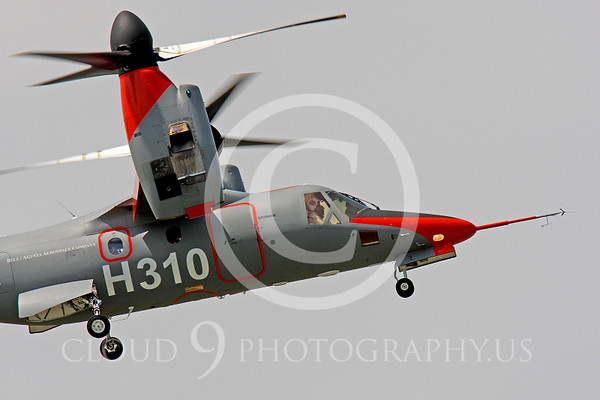 Bell Agusta BA609 Prototype