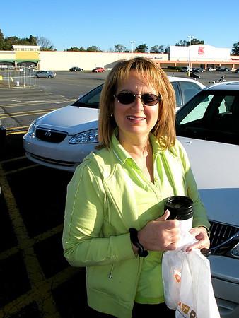 Ricketts Glen Adventure!  10/11/08