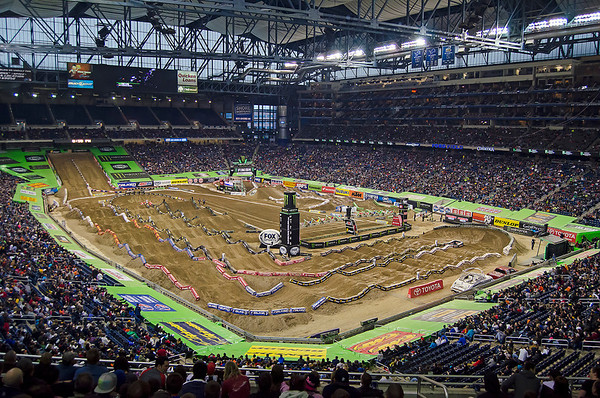 2014 Motocross/Supercross