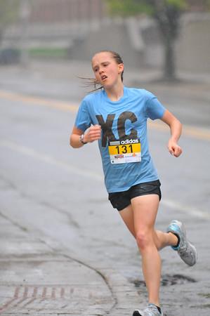 10K Early Race - 2012 Big House Big Heart Run