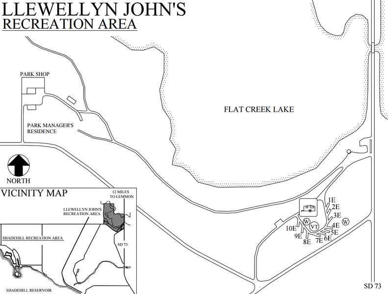 Llewellyn John's Recreation Area