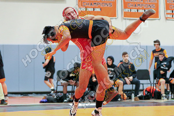 Stoughton-North Attleboro Wrestling - 01-15-20