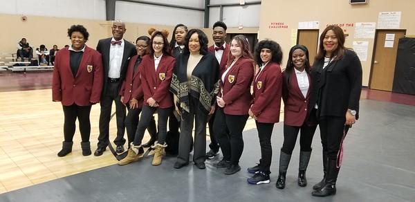 2018 Pontiac Youth Townhall Forum (February 15, 2018)