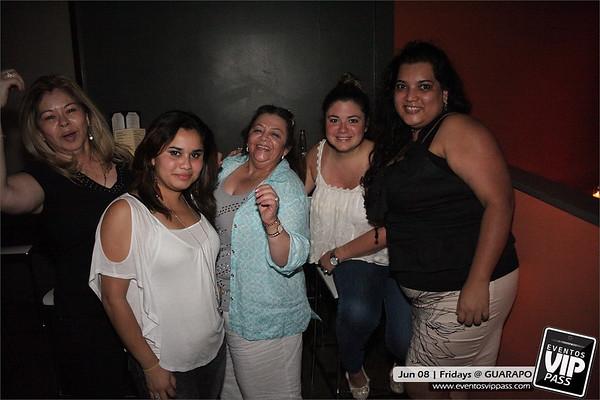GUARAPO | Fri, Jun 08