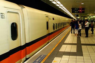 (台北) 台北火车站 (Taipei Train Station)