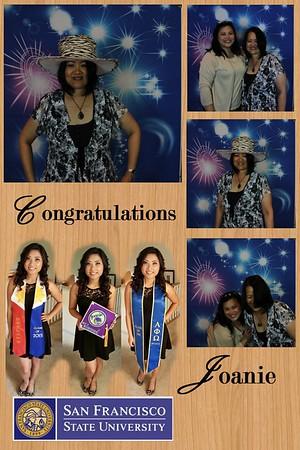 Joanie's Graduation Party