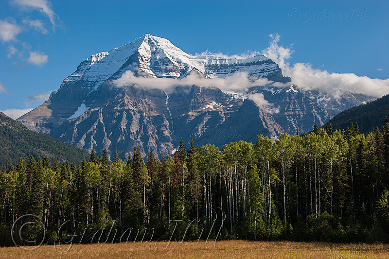 Mount Robson, British Columbia