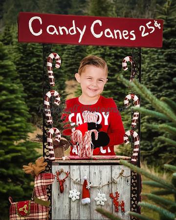 Kacen - Candy Cane Shoot