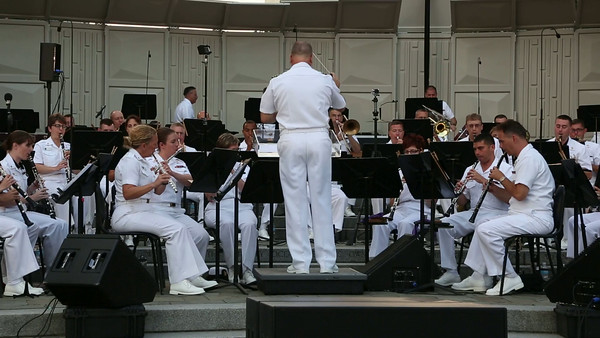 Navy Memorial Concert on the Avenue (July 29, 2014) Videos