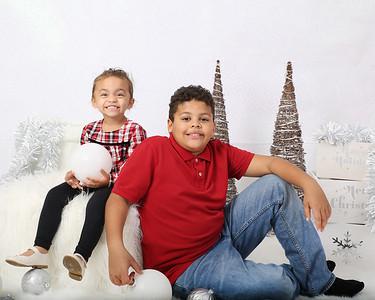 Dre and Ari Christmas