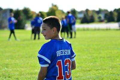 2016-10-08 Hilltop Sports Flag Football