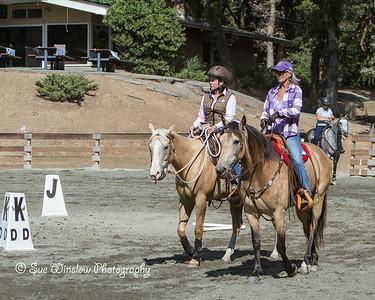 Cowboy Dressage Clinic 2014