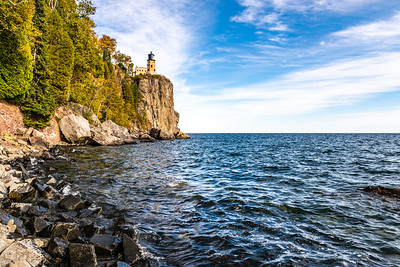 Lake Superior in Northeastern Minnesota