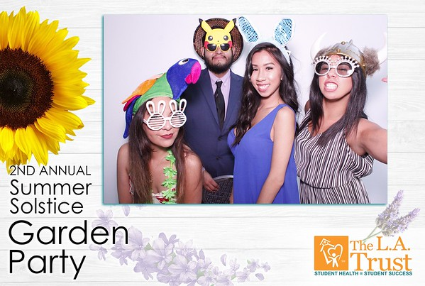 The LA Trust 2nd Annual Summer Solstice Garden Party