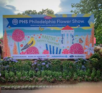 Philadelphia Flower Show - 2021