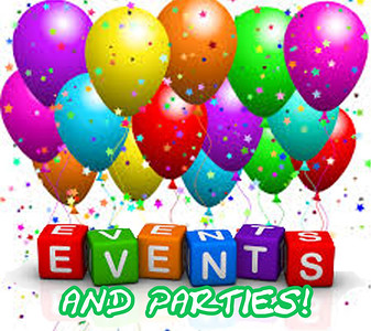 Events and Parties