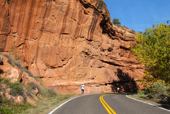 Escalante Canyons Marathon 13'